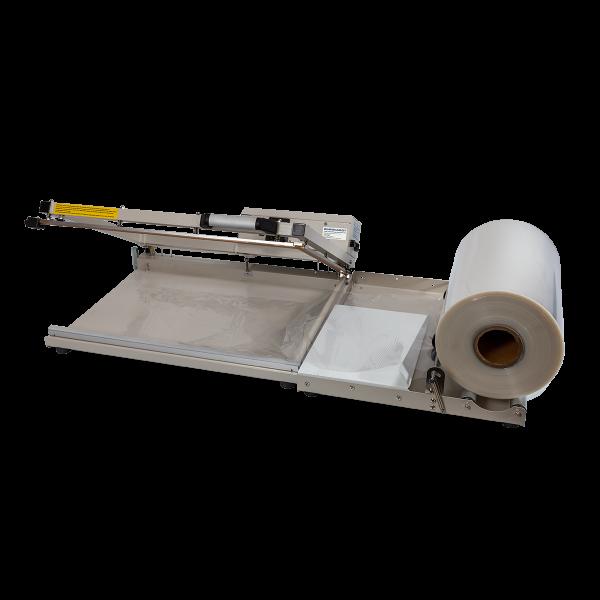 Winkelschweißmaschine mit Abrolleinheit ME-LP