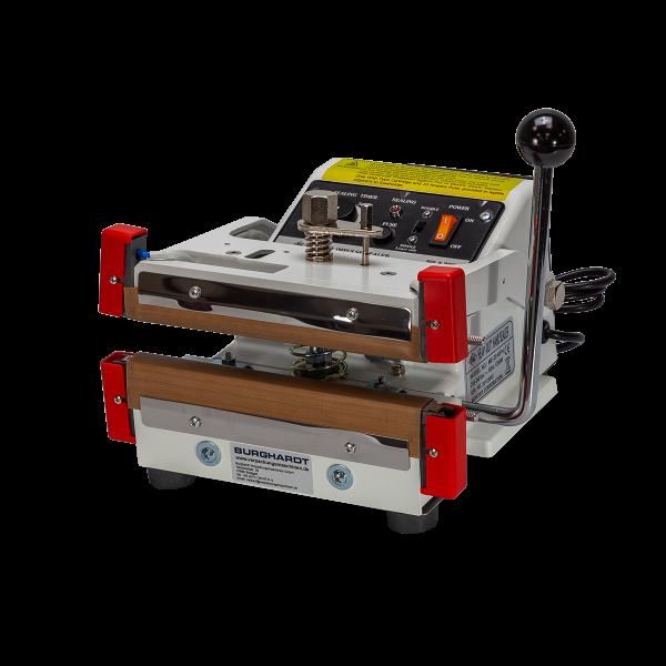 Impulsschweißgerät mit Presshebel für dicke Beutel ME-FH