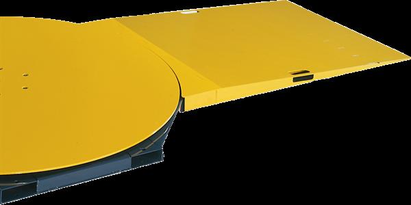 Auffahrrampe für Stretchanlagen 1.500 mm