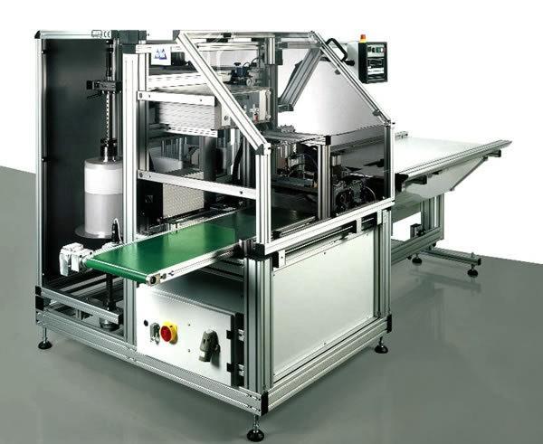 Verpackungsmaschinen Standard - DE