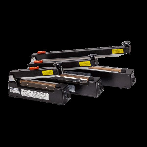 Impulsschweißgerät mit Messer ME-HC
