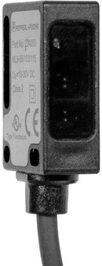 Sensor zur Schwarzerkennung