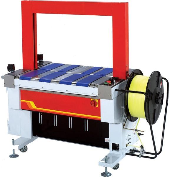 Angetriebene Rahmenumreifungsmaschine Modell TP-601B