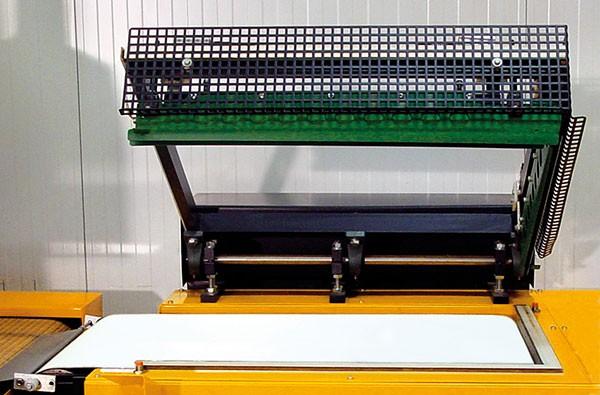 BHS Automatischer Warenabtransport