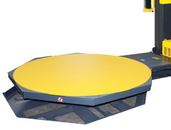 Bodeneinlassrahmen für Drehtellermaschinen 1.650 mm