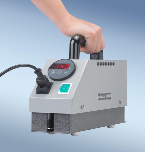 Handgeführte Durchlauf-Schweißmaschine DSM 325