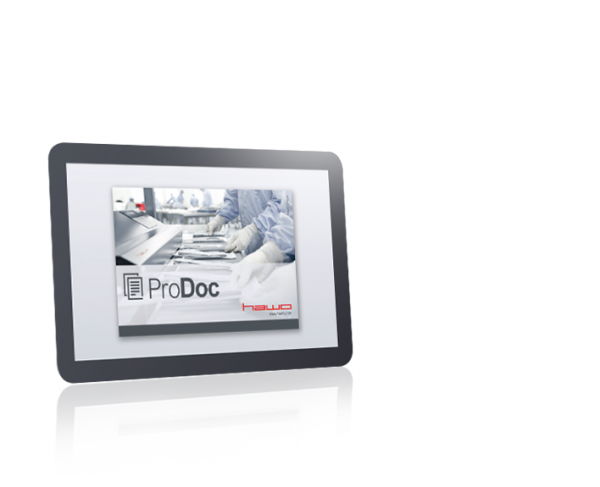 Dokumentationssoftware ProDoc
