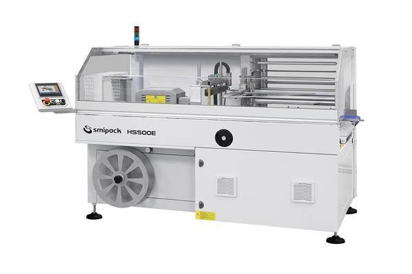 Automatische Folienverpackungsmaschine HS500E