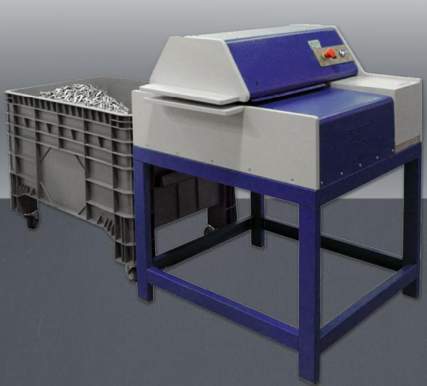 Kartonschredder für Füllmaterial - PS 2 - Chips