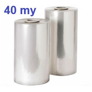 PVC Schrumpffolie 40 my