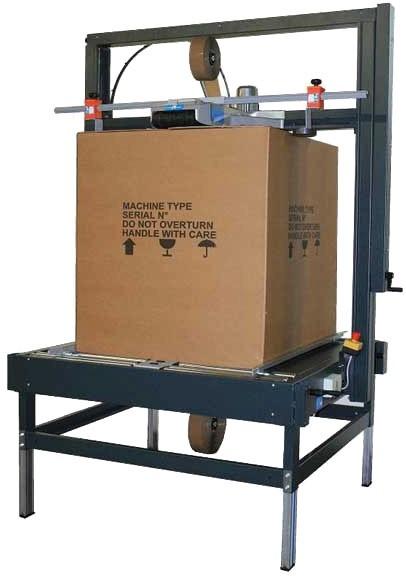 Kartonverschließer S 26/1200 / Kartonbreite bis 1.200 mm
