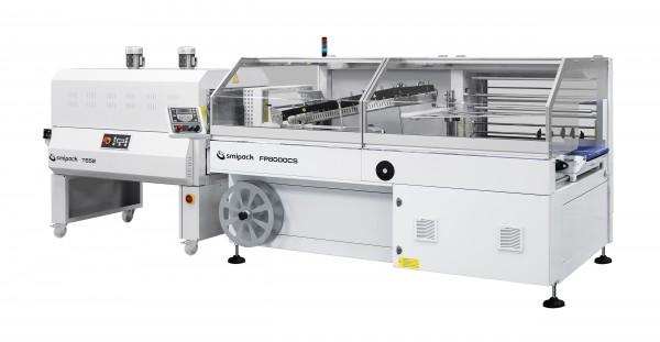 Automatischer Winkelschweißer FP 8000 CS